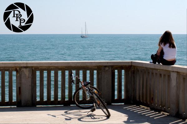 004 - Con la bici, sognando l'oceano