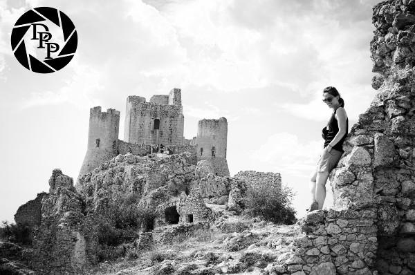 20844 - Manu e il castello - BN