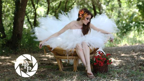 4894 - La sposa e i fiori