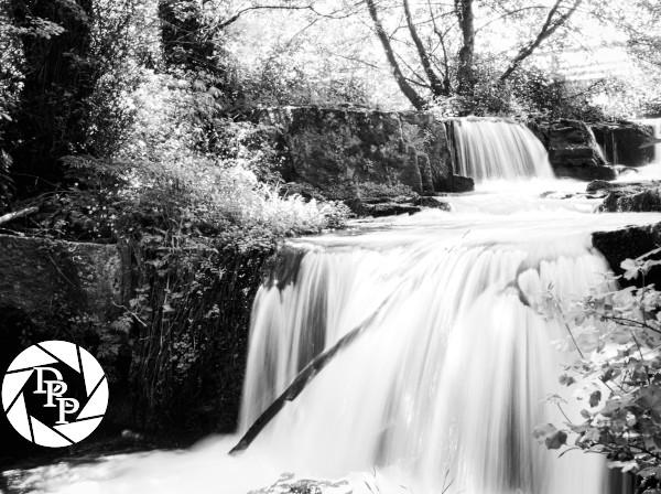 Parco Treja, cascata