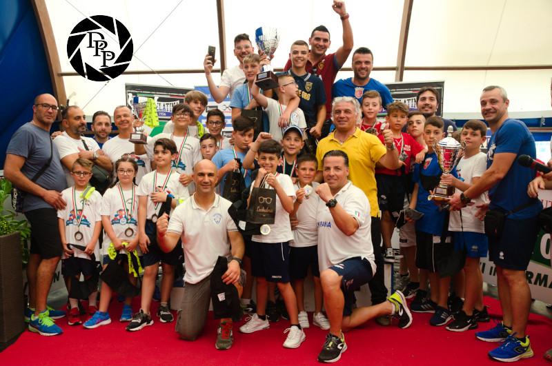 Premiazione Coppa Italia Giovanile di Boxe 2019