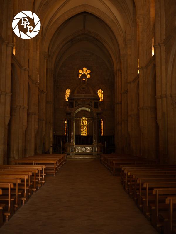 Abbazia di Casamari, navata centrale