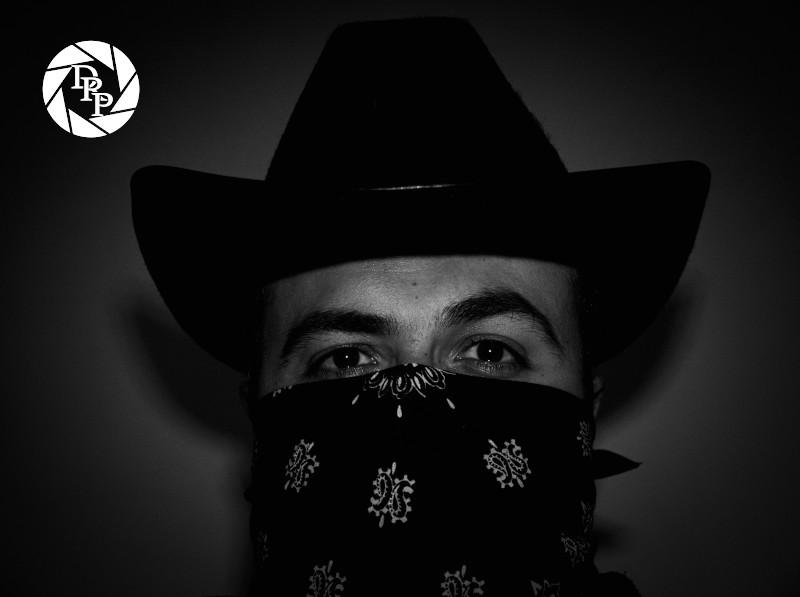 Autoritratto cowboy